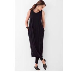 Cynthia Ashby Sleeveless Domingo Mesh Dress sz S
